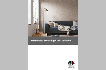 Decoratieve afwerkingen caparol